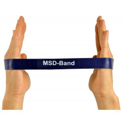 Ring Theraband - Blue - Extra Heavy - 10 units