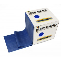 MSD-Band Blue - Extra Heavy - 14cm x 5,5m (like Theraband)