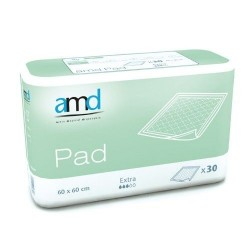 AMD - Bed Liners - 60x60cm - 30 units